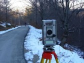 Geodetic surveying and preparation of geodetic plans/maps